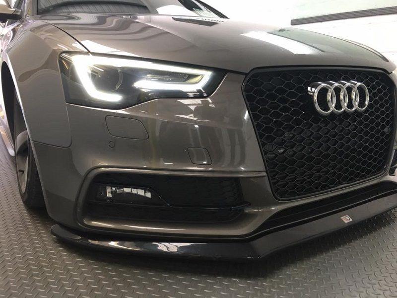 Audi Headlight Tint