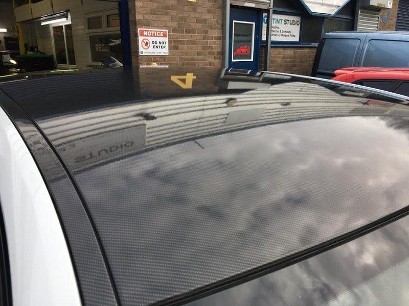 Carbon Roof Wrap