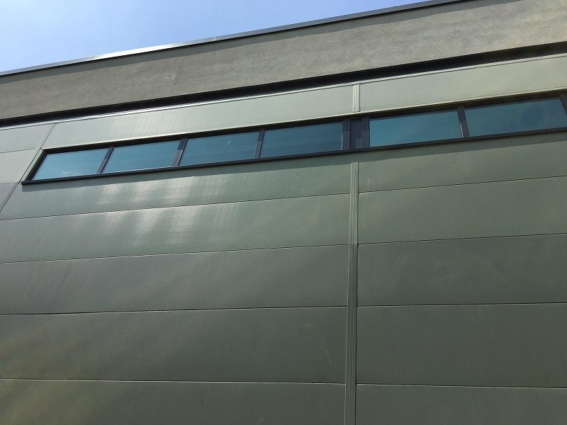 Commeral Windows Tinted