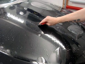 Paint Protection - Tint Studio