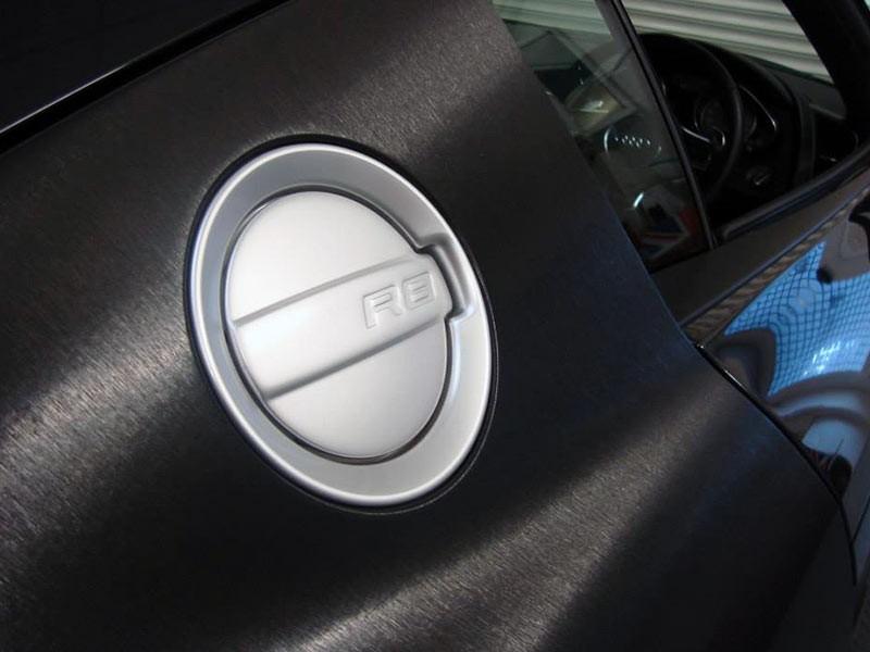 Audi R8 Wrap - Tint Studio