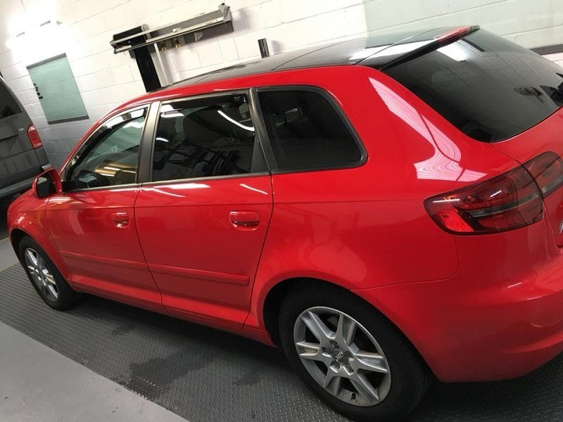 Audi A2 Window Tint