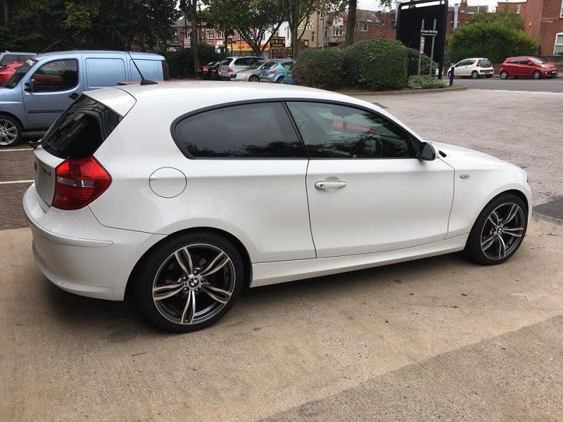 BMW window Tint