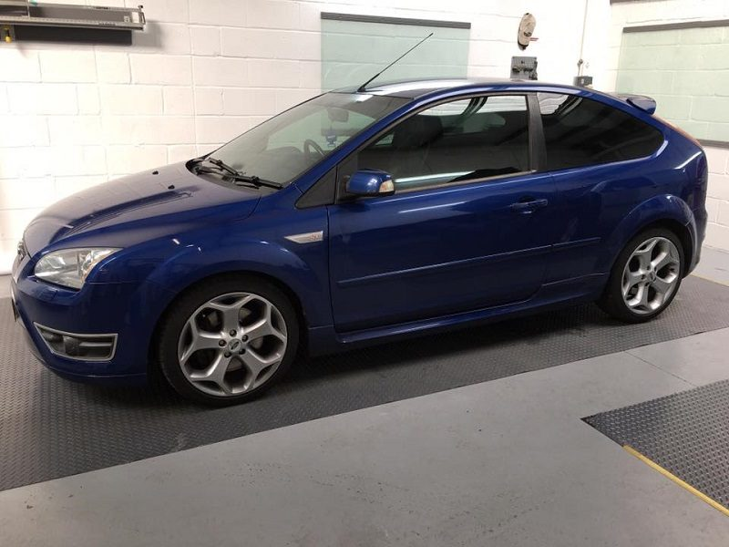 Ford Focus ST Tint