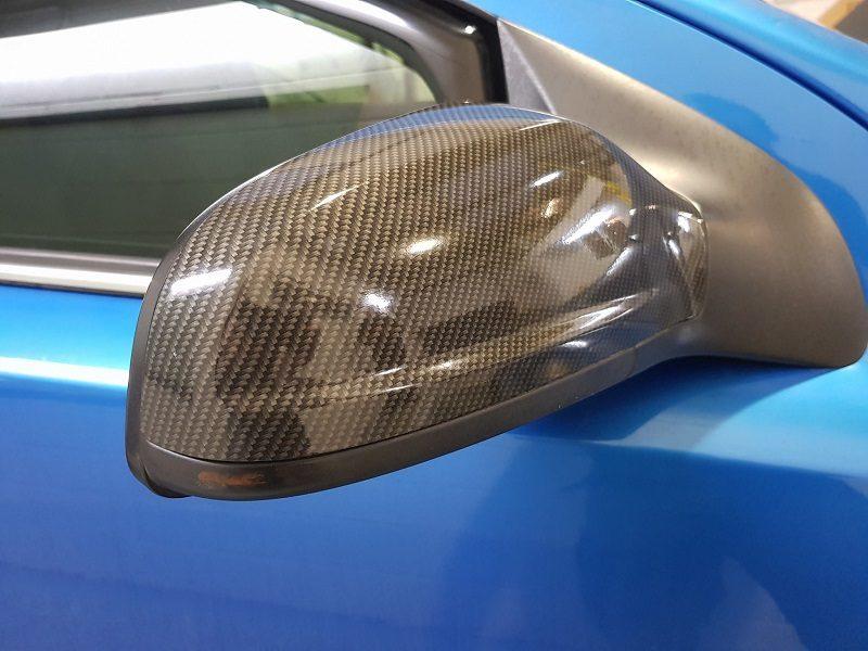 VXR Carbon Mirrors